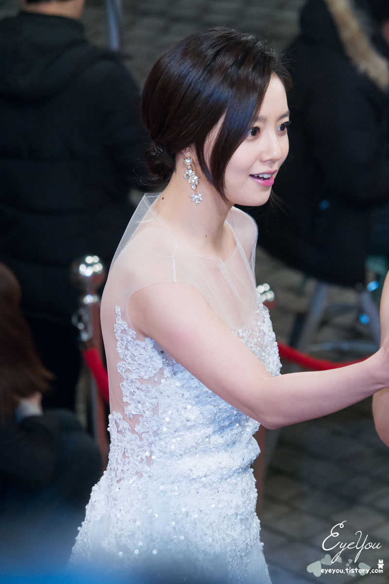 Moon Chae Won KBS Drama Awards 2013