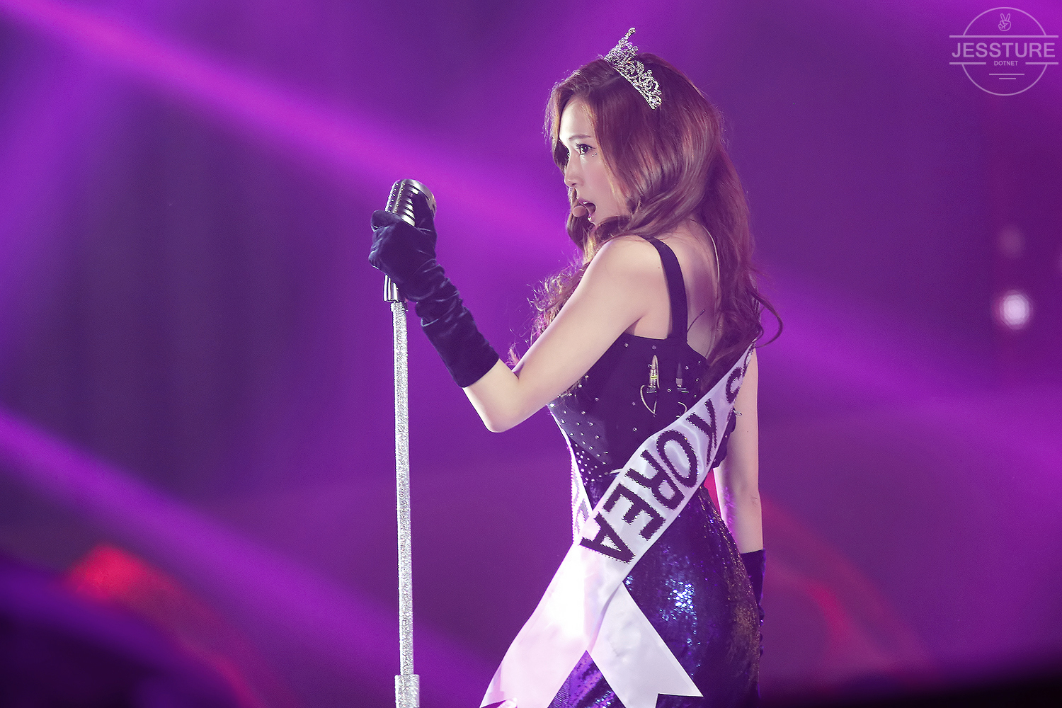 Girls Generation Jessica Miss Korea