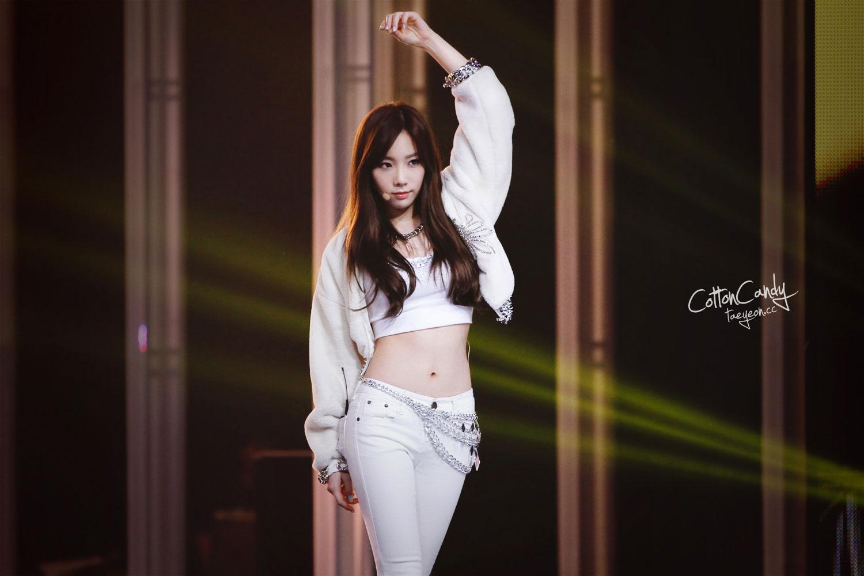 Kim Tae Yeon MBC Music Festival 2013