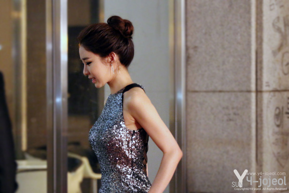 Yoo In Na KBS Drama Awards 2013