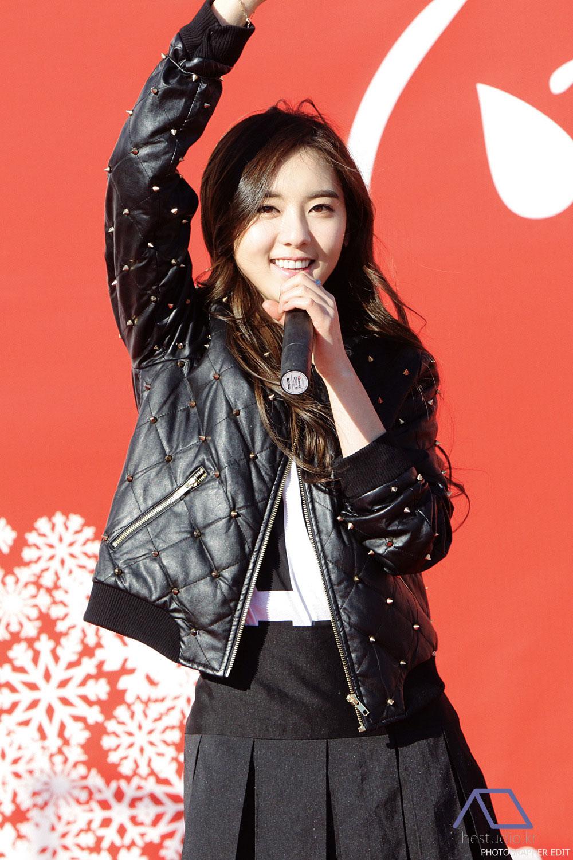 2EYES Dasom Seoul Snow Festival 2014
