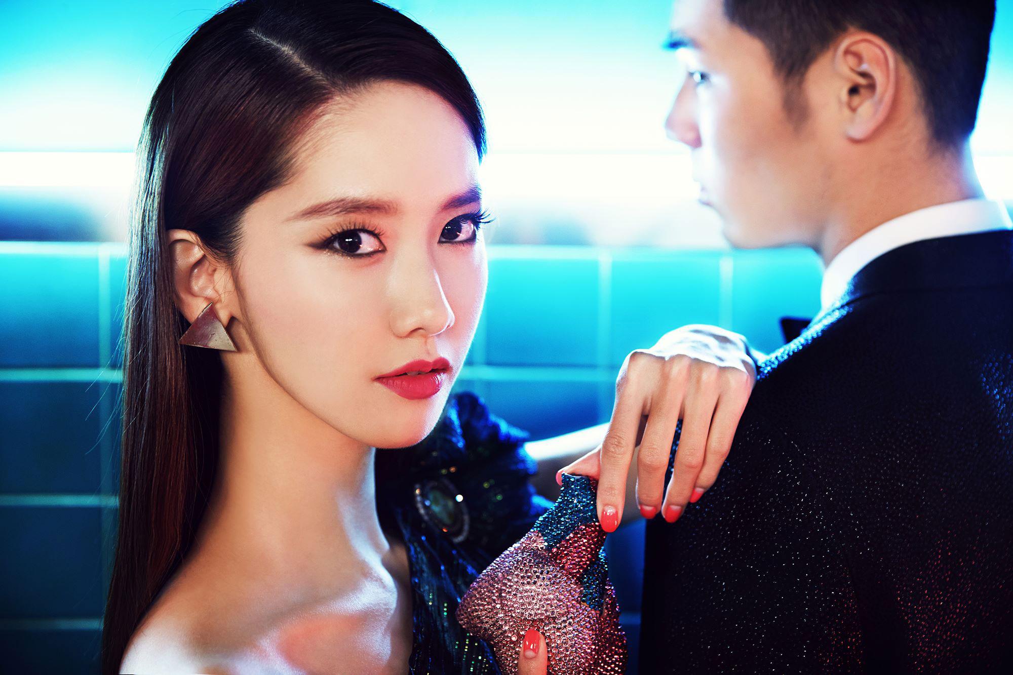 Girls Generation Yoona Mr Mr Korean album