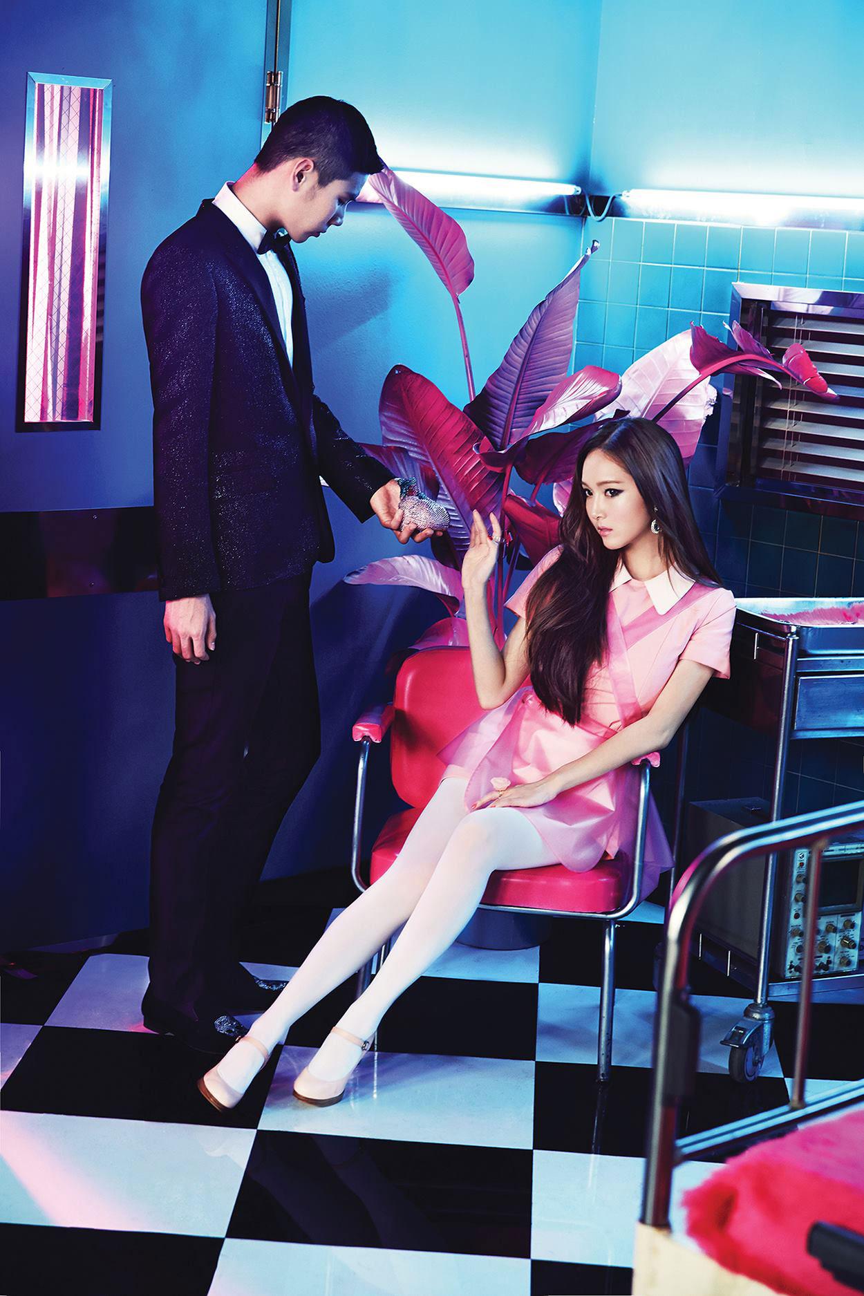 Girls Generation Jessica Mr Mr Korean album