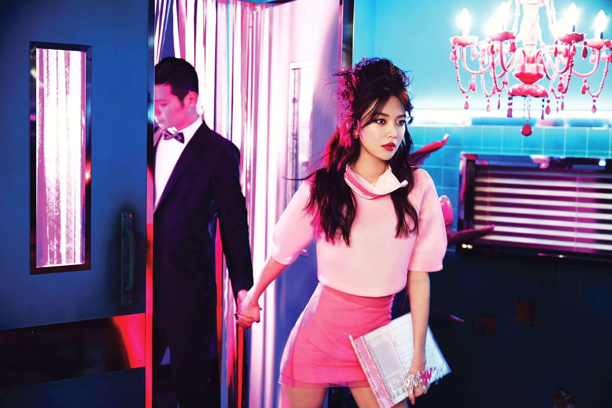 Girls Generation Sooyoung Mr Mr Korean album