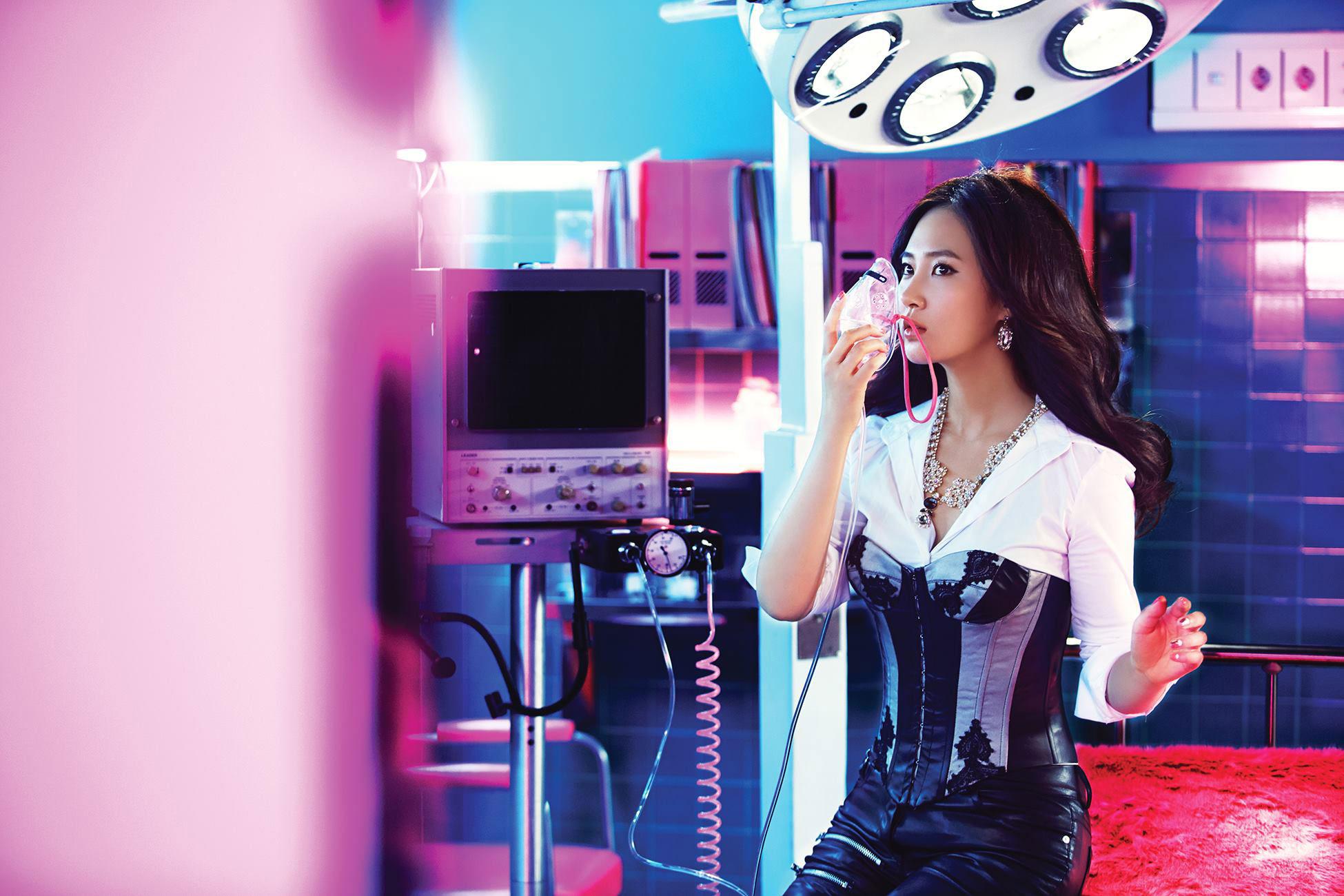Girls Generation Yuri Mr Mr Korean album