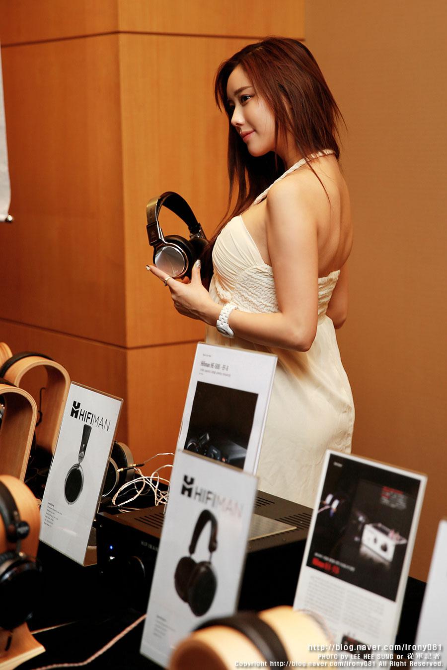 Kim Ha Yul MOFI Show 2014 Korea