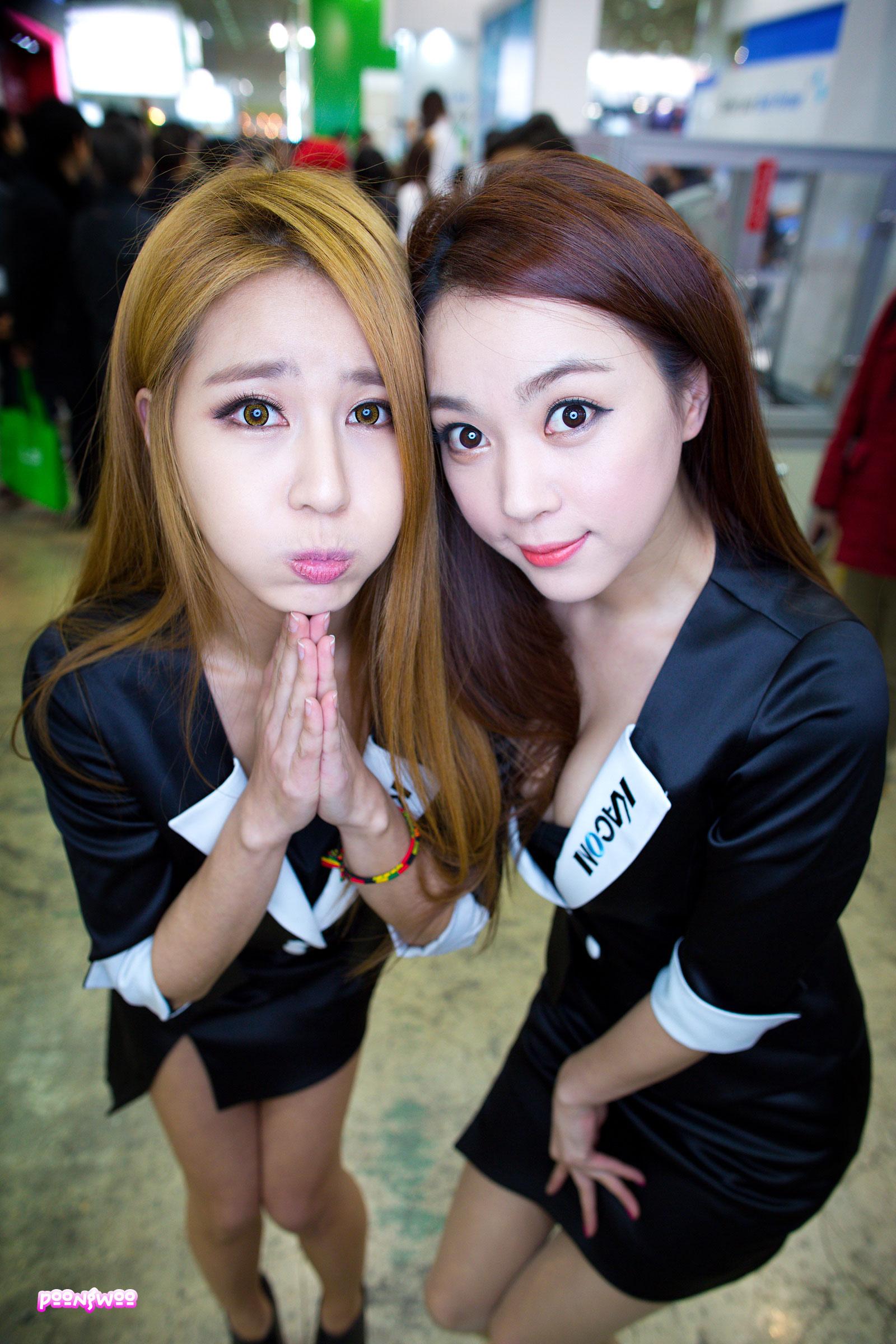 [Ju Da Ha / Park Si Hyun] 2014.03.07 - 2014 Aimex
