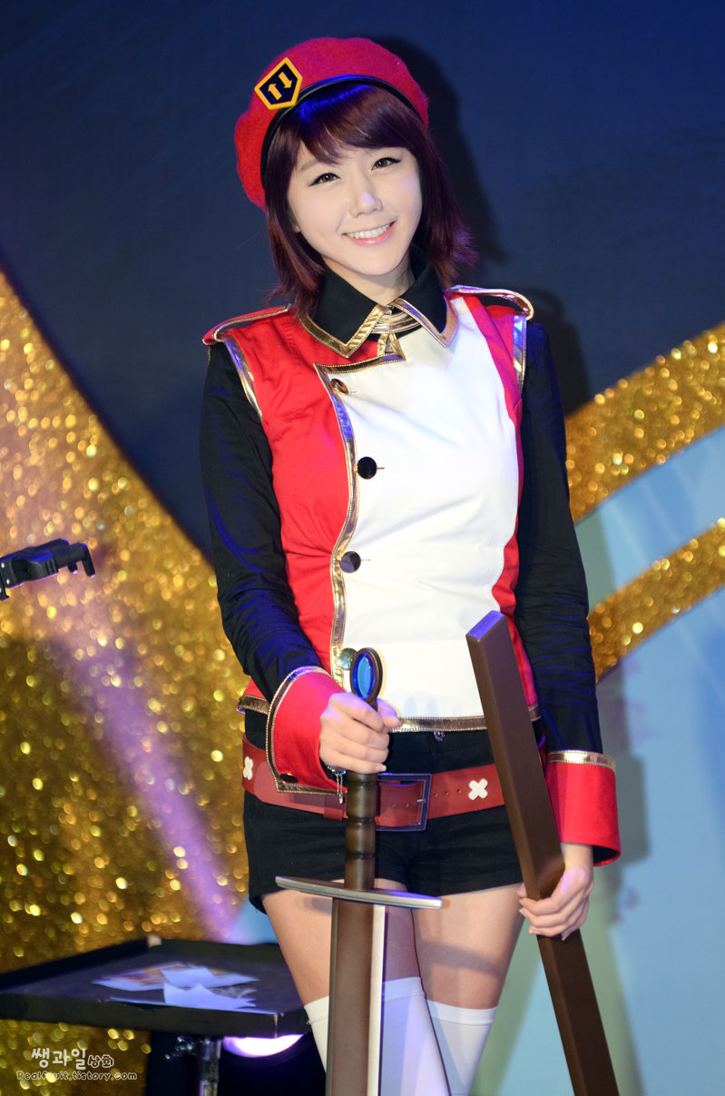 Kim Ha Eum TalesWeaver Only U Concert