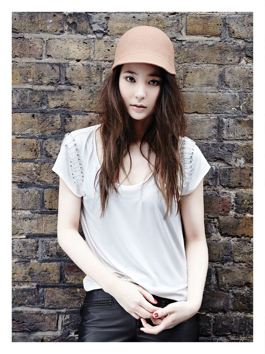 Krystal Jung OhBoy Magazine London