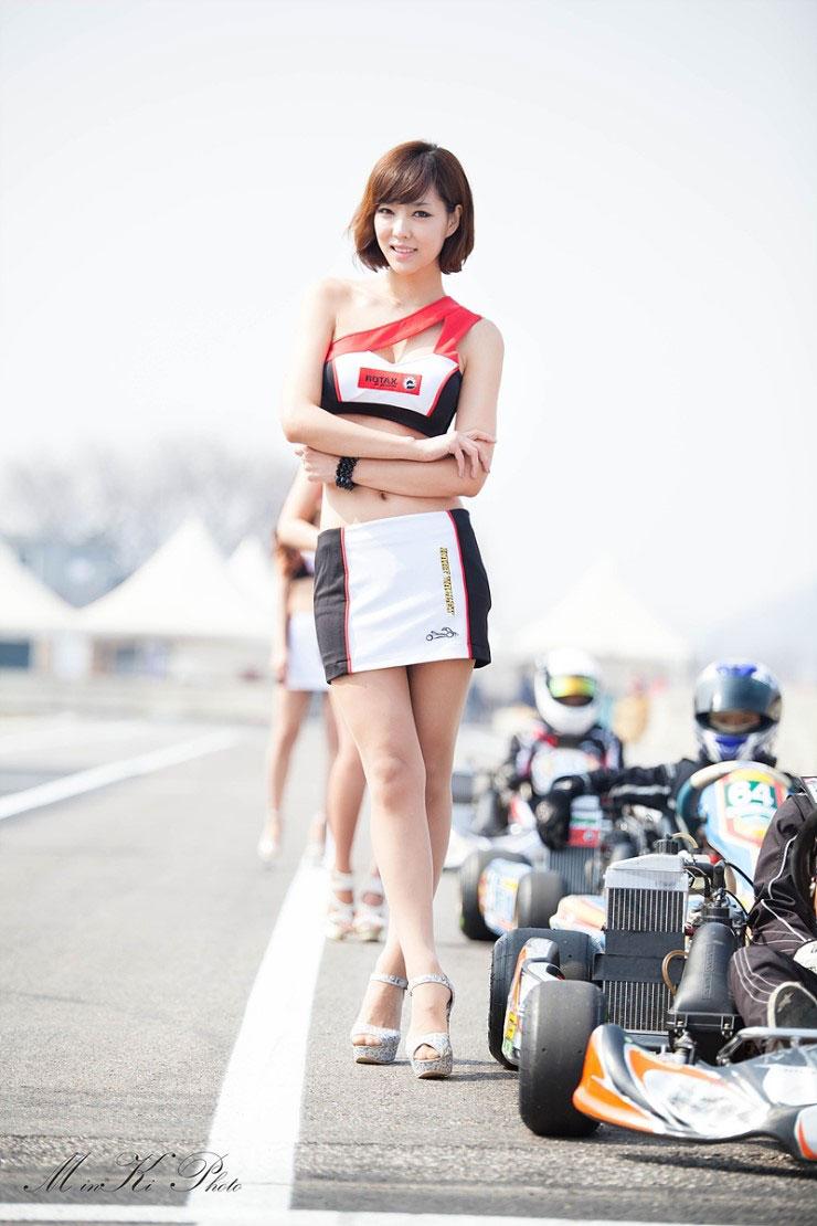 Kang I Na Korea Kart Championship 2014