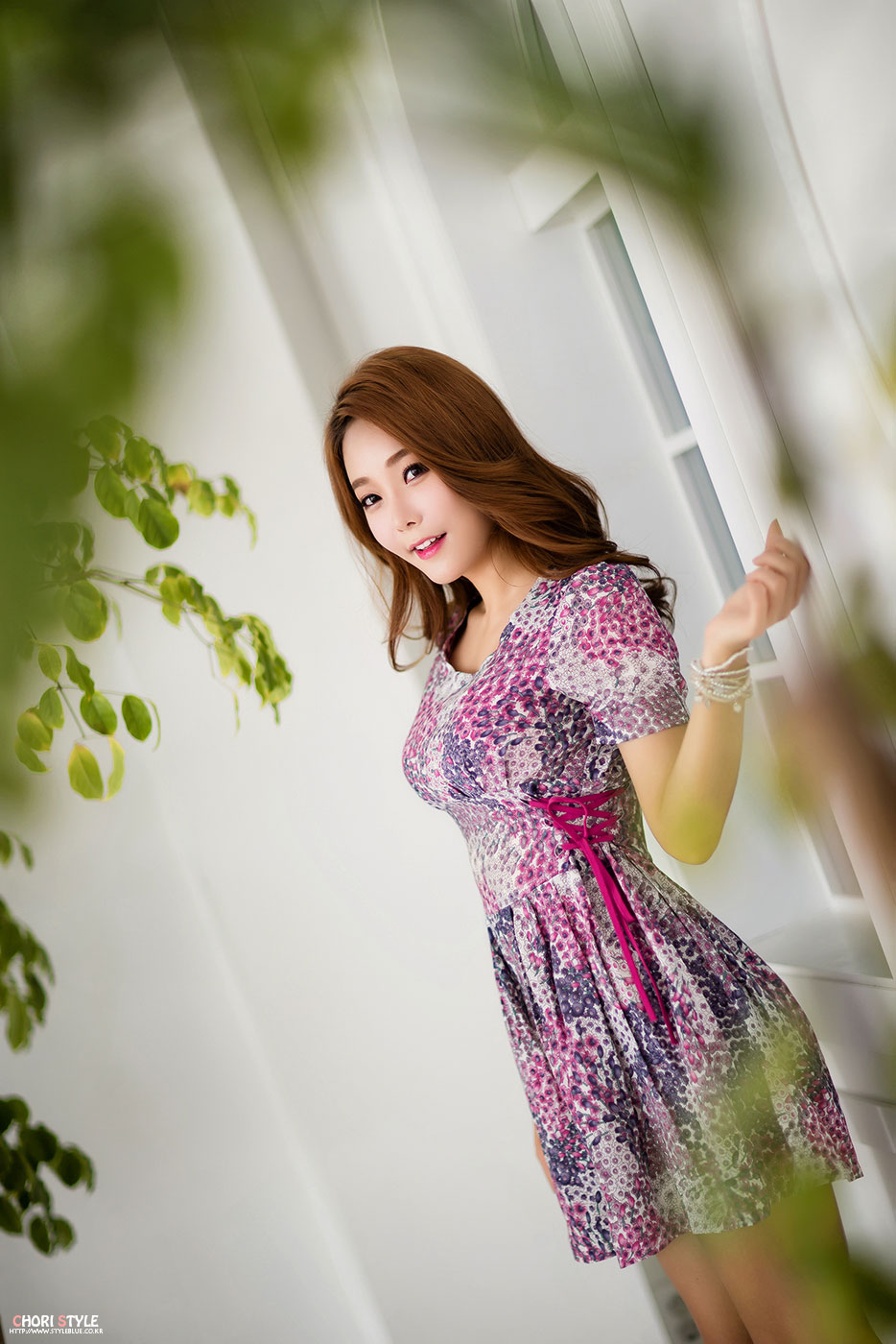 Lee Da Hee studio photoshoot