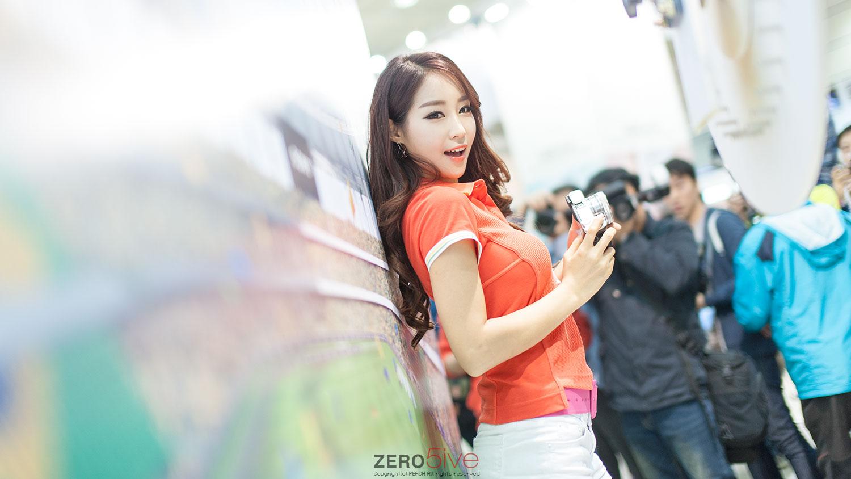 Eun Ji Ye Photo Imaging 2014 Sony
