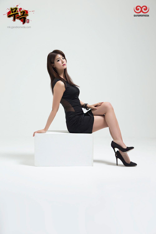 Fujii Mina Gandromeda Korean game