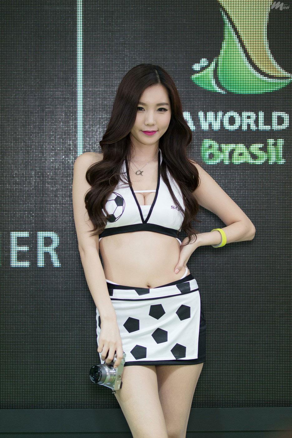 Lee Ji Min Photo Imaging 2014 Sony