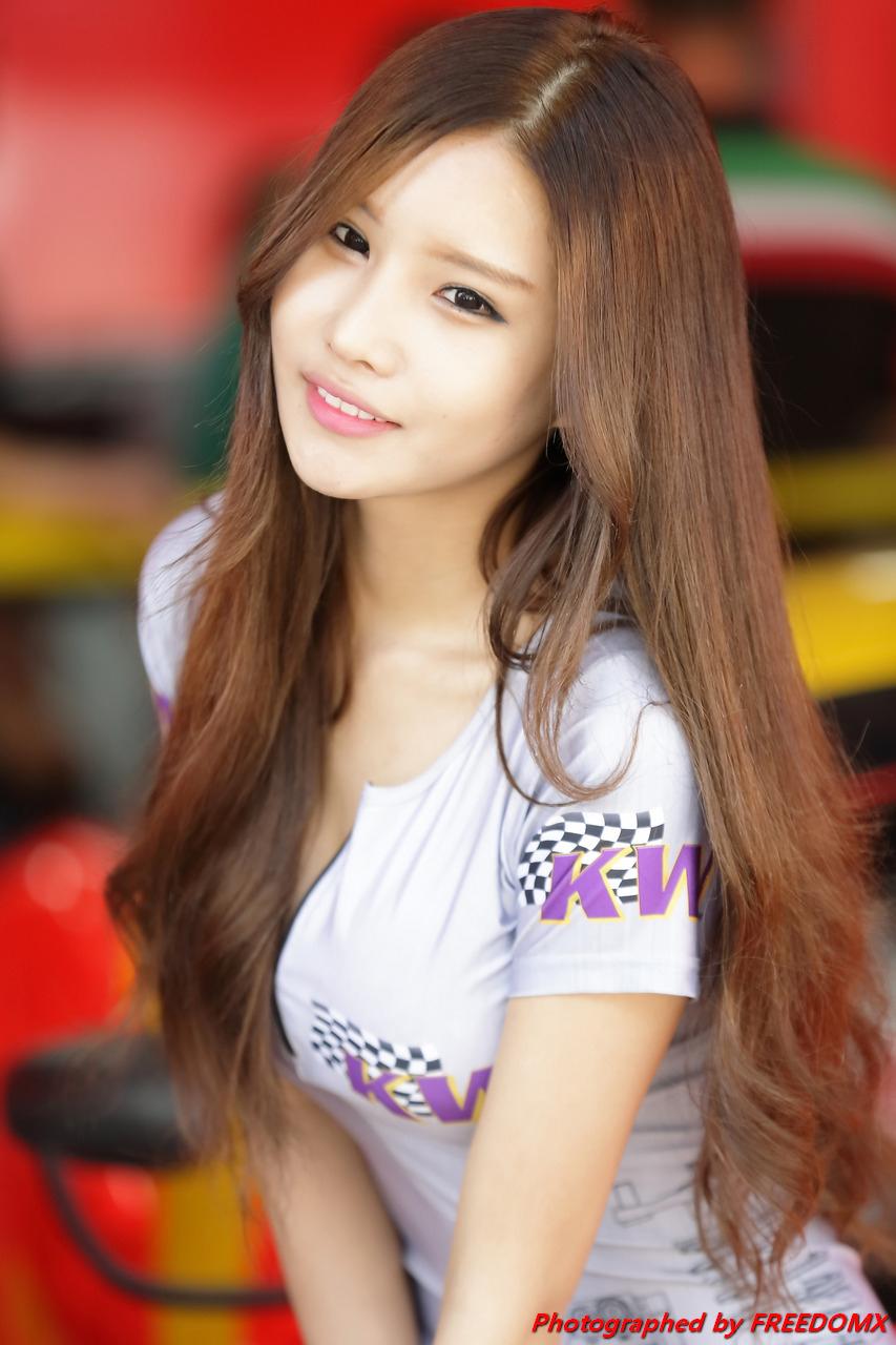 Yeon Ji Eun Asian Festival of Speed 2014