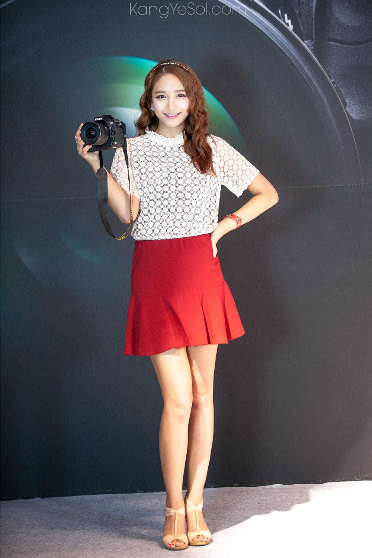 Kang Ye Sol Nikon Digital Live 2014