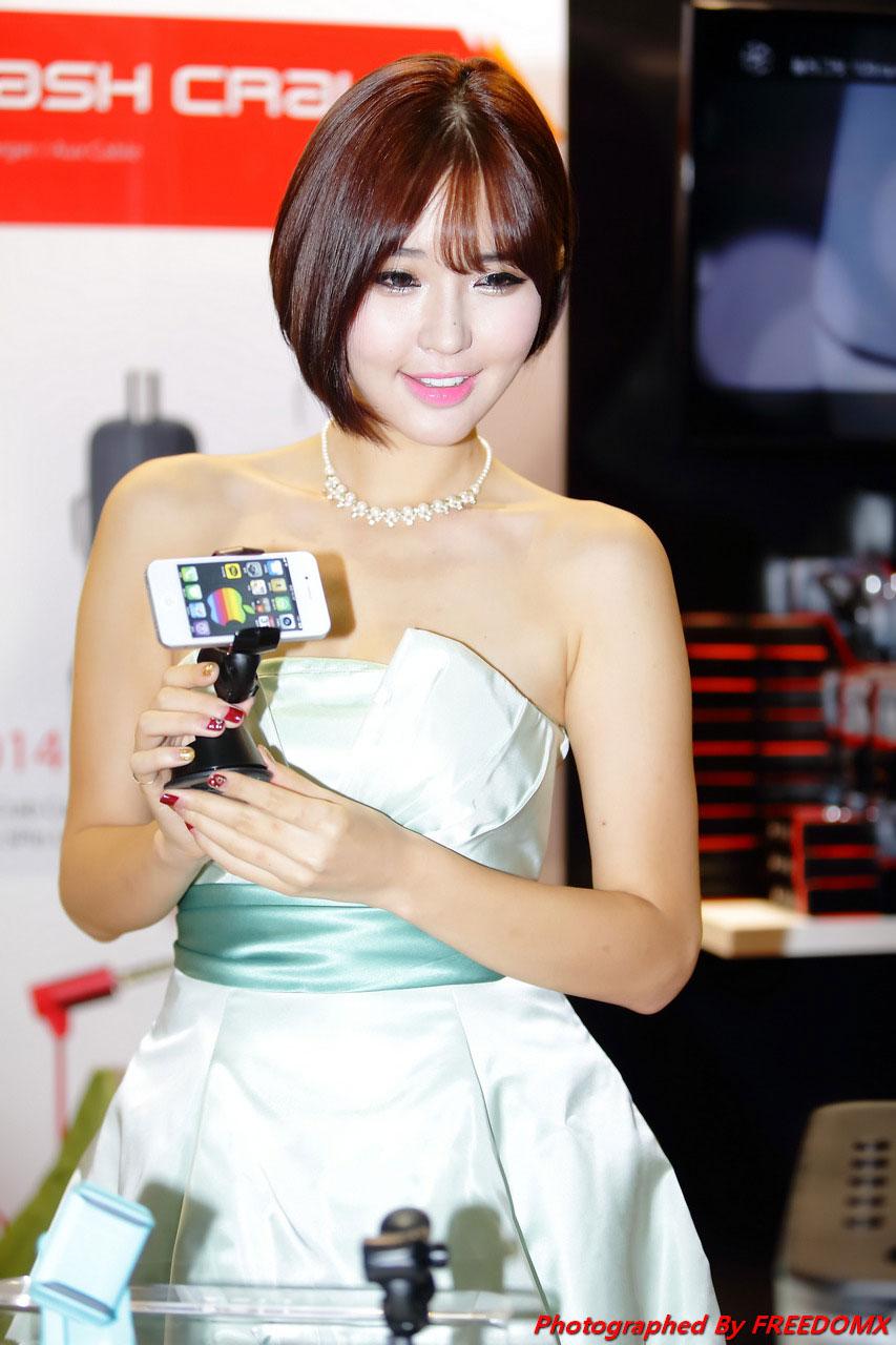 Model Choi Byul Ha KITAS 2014