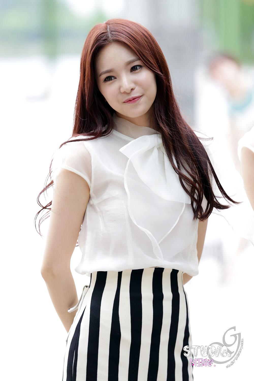 Korean girl group Fiestar Jei fan meeting