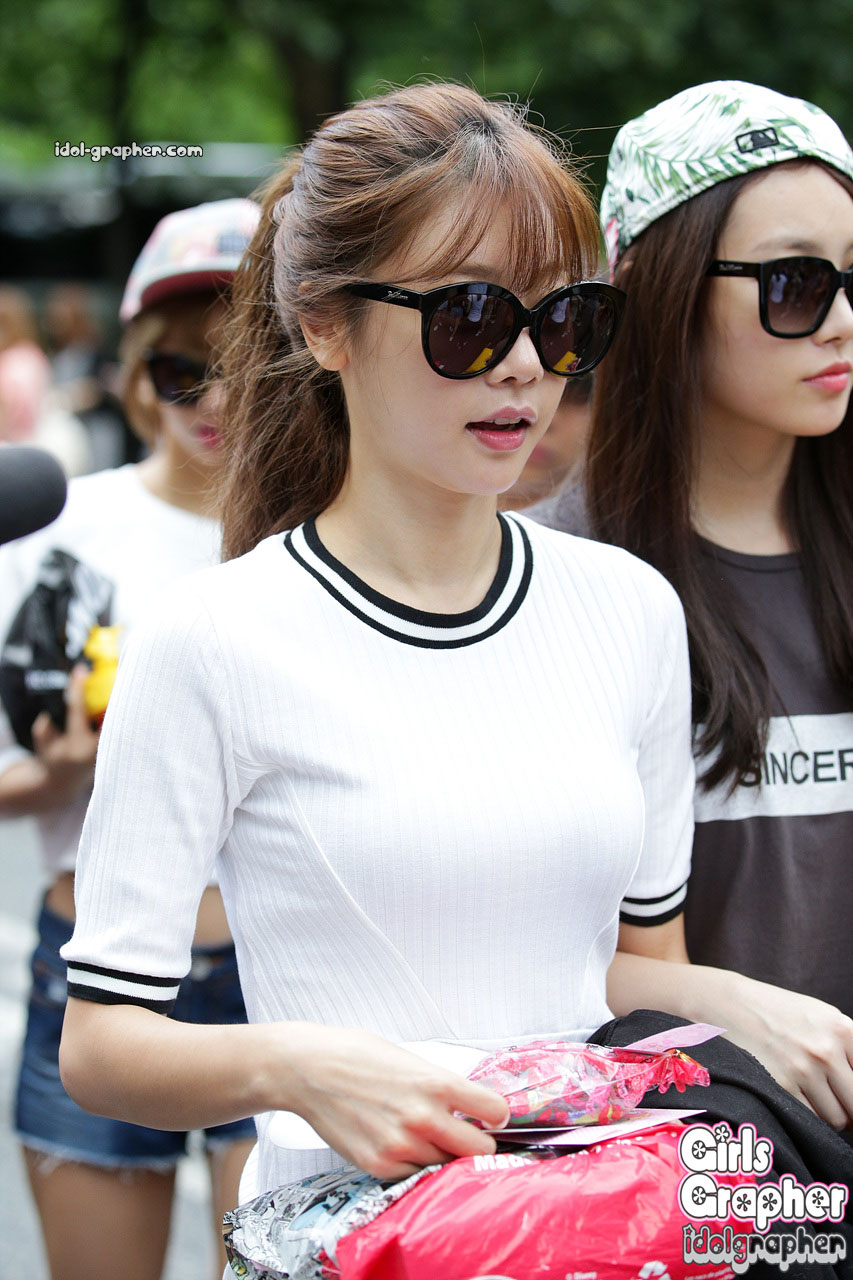 Girls Day Sojin KBS Music Bank