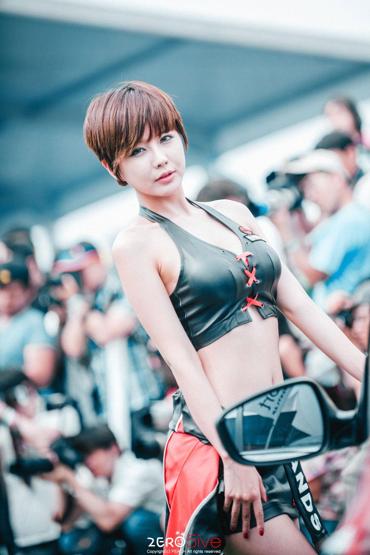 Ryu Ji Hye Korea Speed Festival 2014