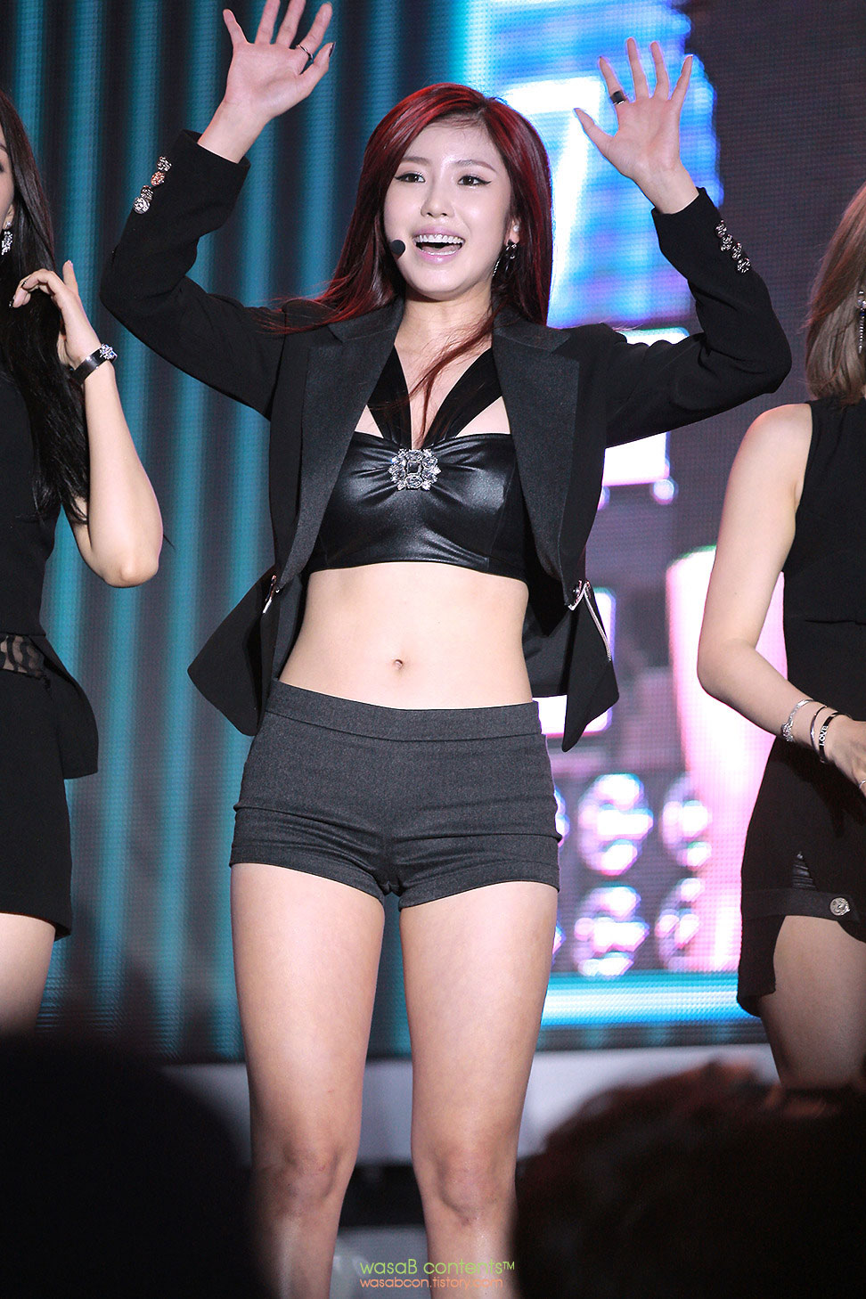 Secret Hyoseong Im In Love Showcase