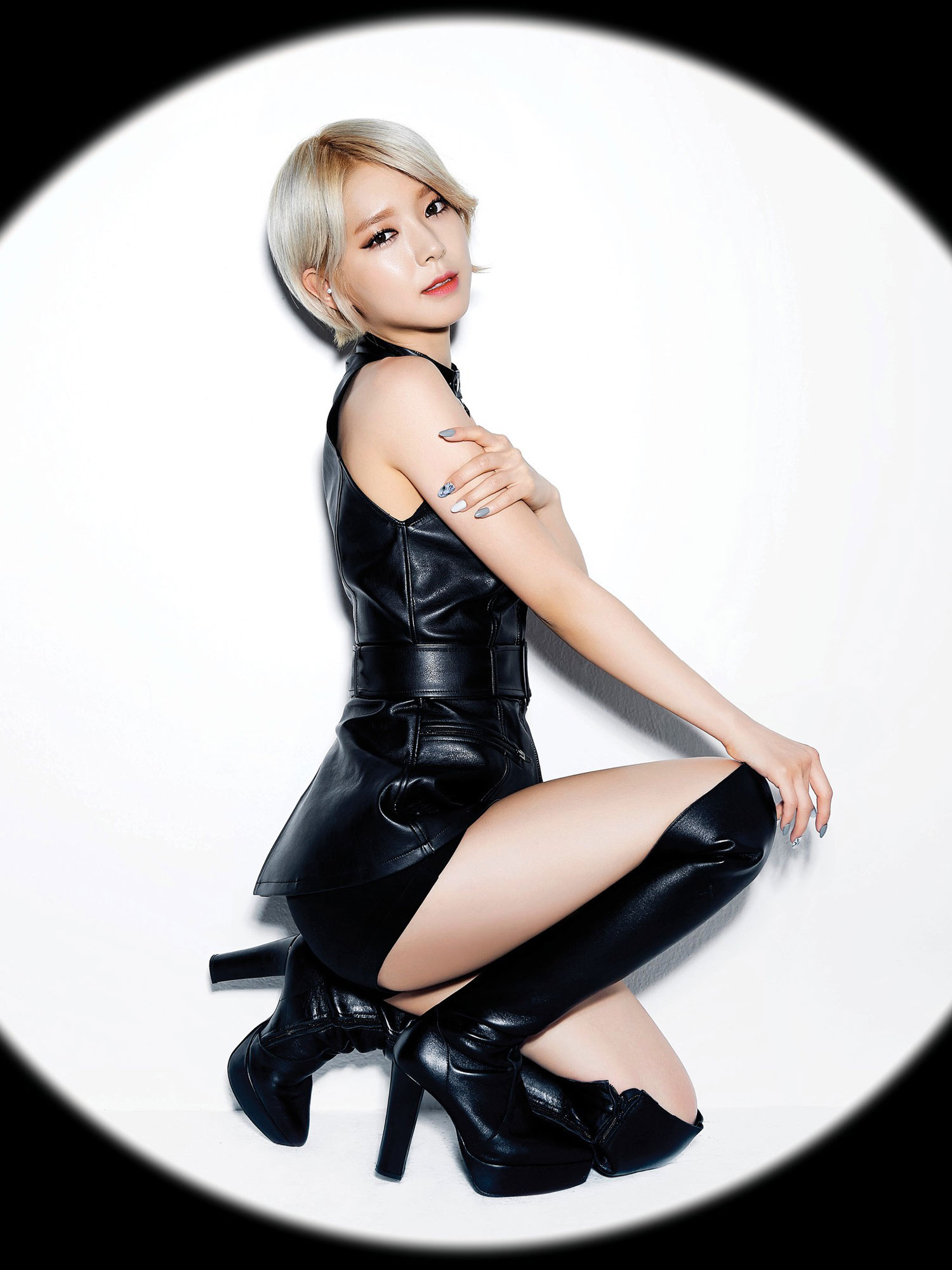 AOA Choa Like a Cat Korean mini album