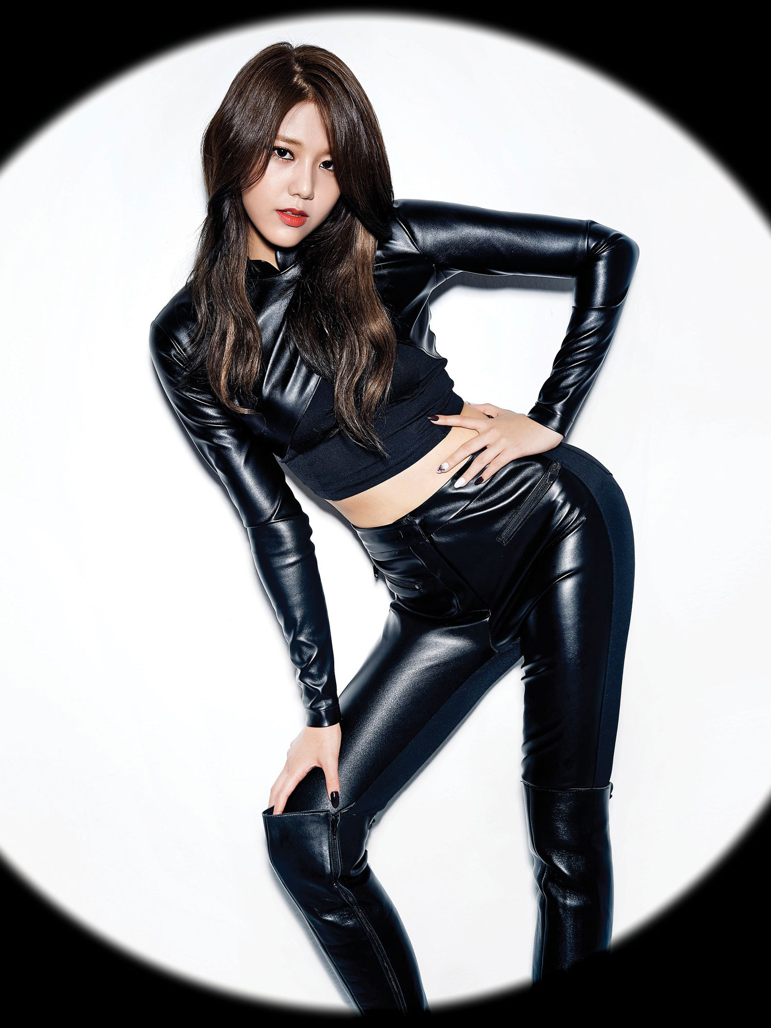 AOA Hyejeong Like a Cat Korean mini album