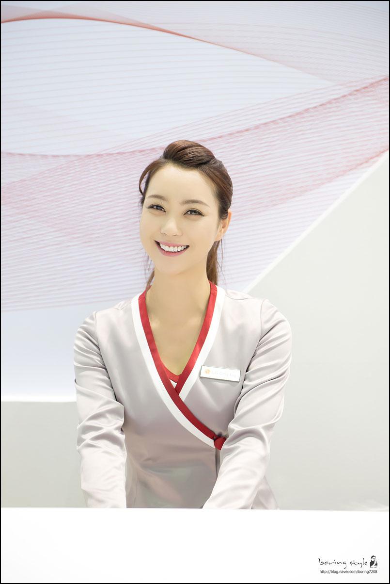 Ju Da Ha Korea Electronics Show 2014 LG