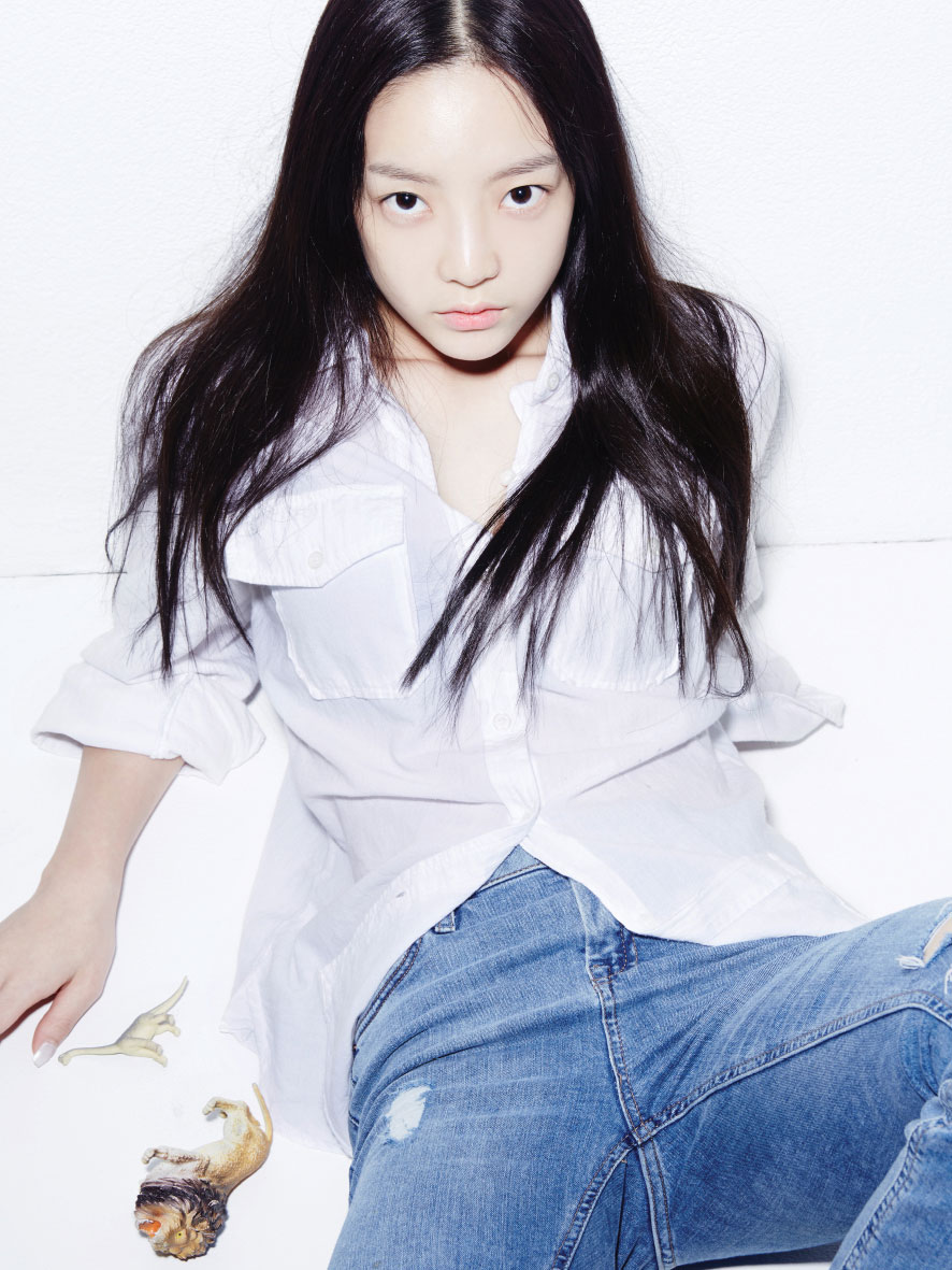 Goo Hara Korean OhBoy Magazine