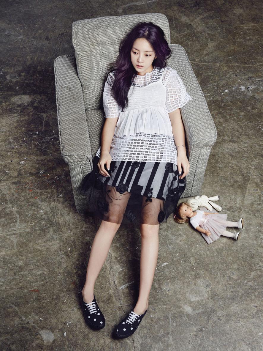 Goo Hara Korean OhBoy Magazine