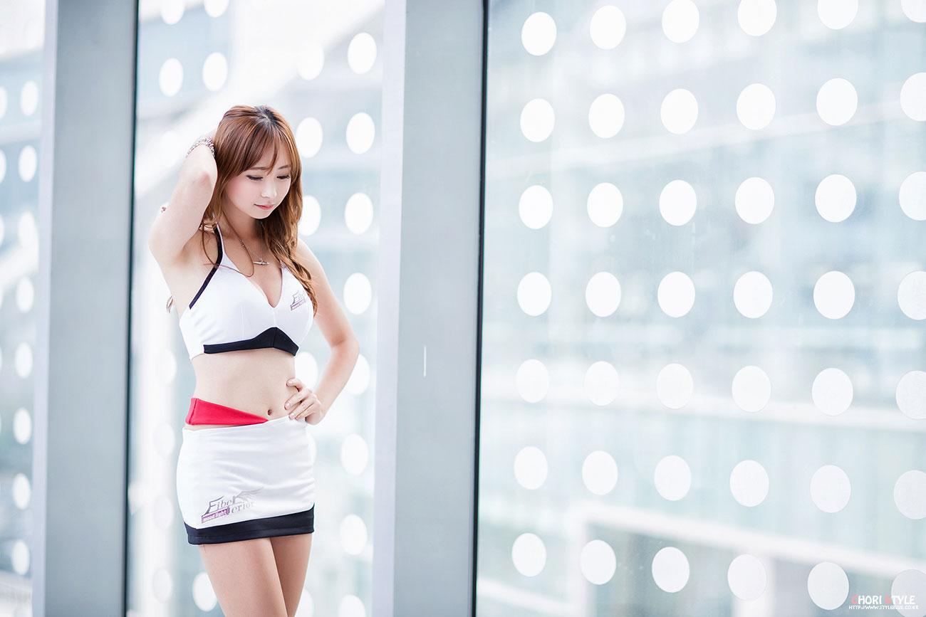 Seo Han Bit Busan Motor Show 2014 Fiber Terior