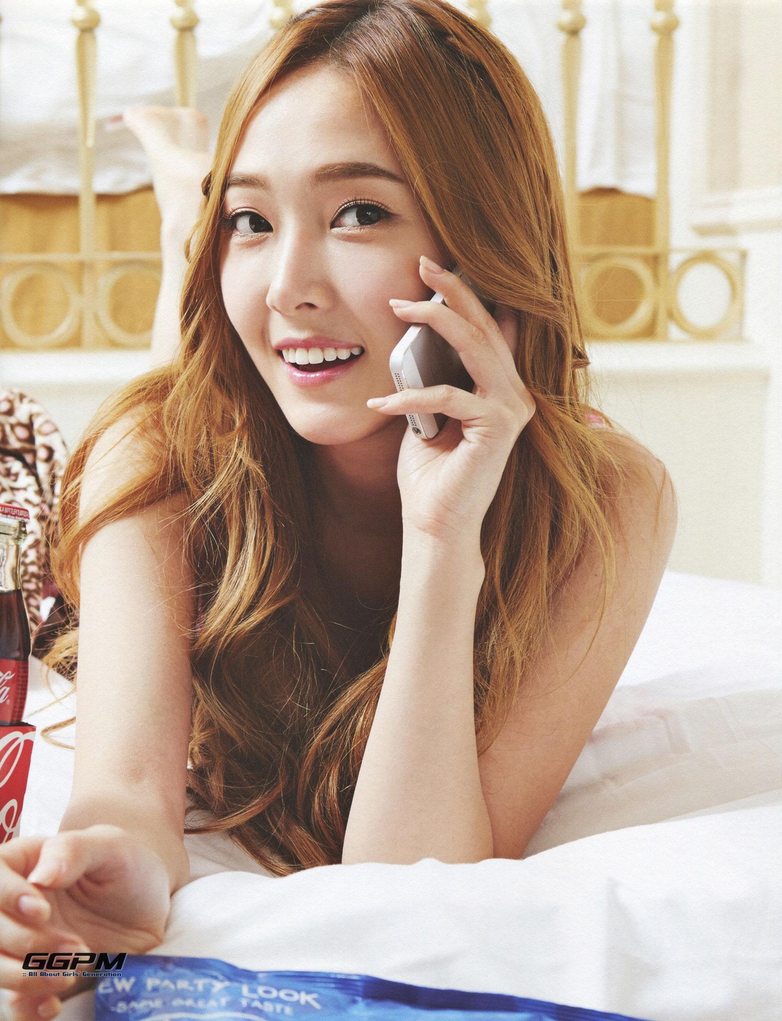 Girls Generation Jessica 7th anniversary photobook