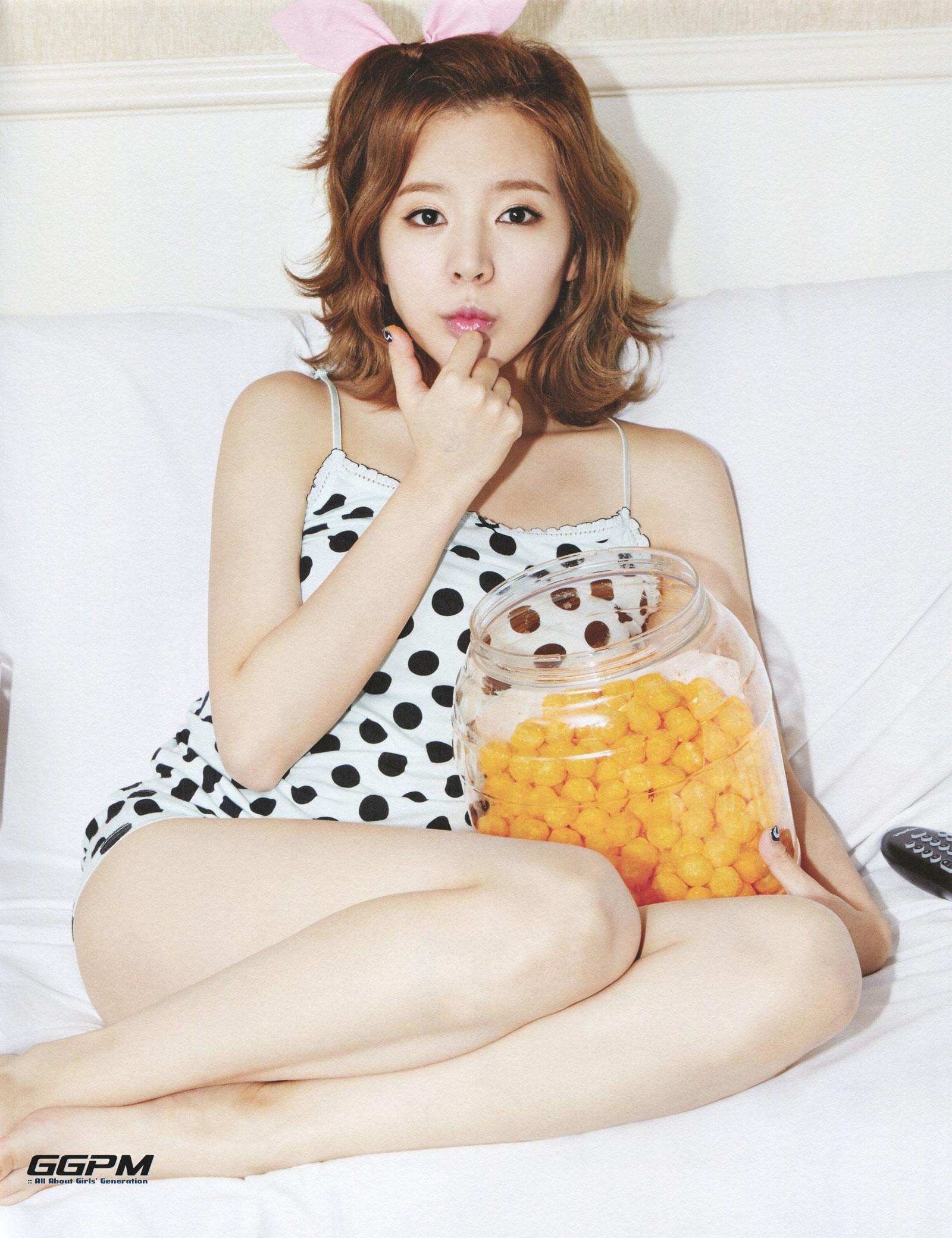 Girls Generation Sunny 7th anniversary photobook