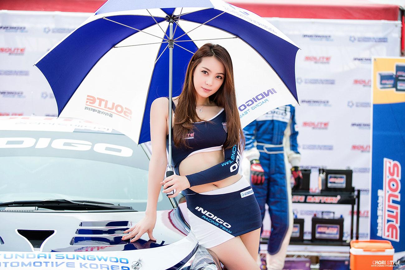 Ju Da Ha Korean Speed Festival 2014 R2 Indigo