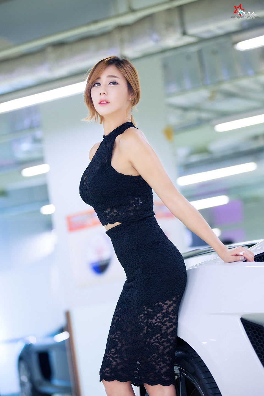 Kim Ha Yul Seoul Auto Gallery Korea 2014