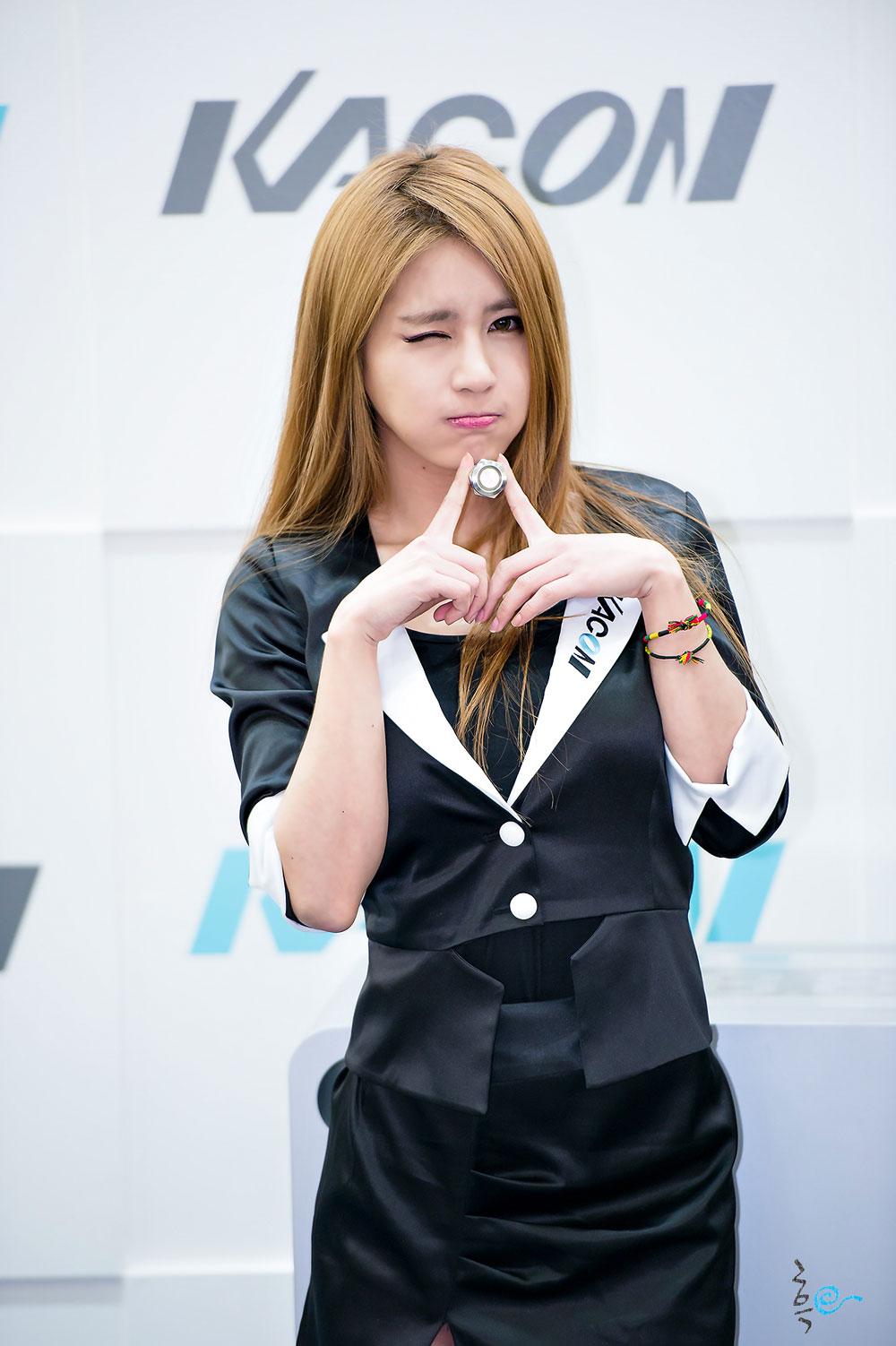 Park Si Hyun Automation World 2014 KACON
