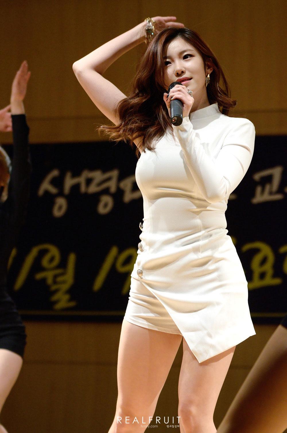 Secret Hyosung Sangmyung University fan meeting