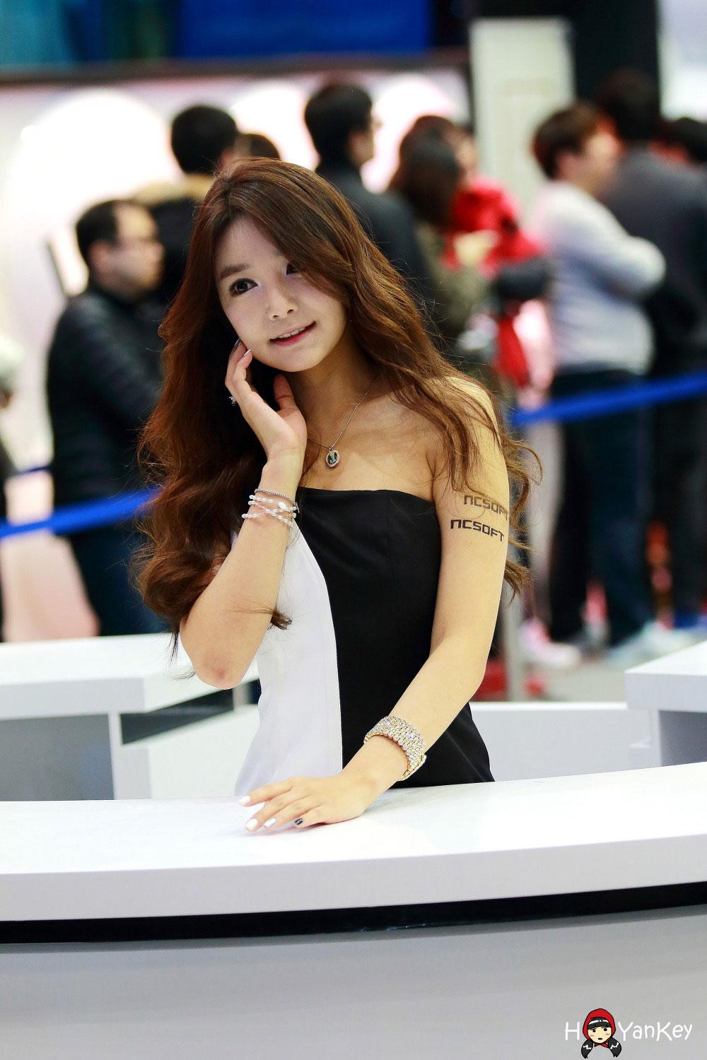 Lee Eun Seo Game Show Trade All Round 2014