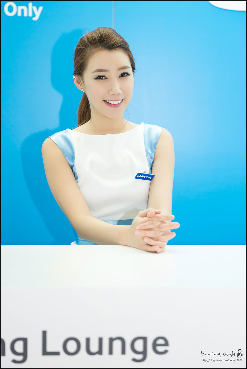 Lee Sung Hwa Korea Electronics Show 2014