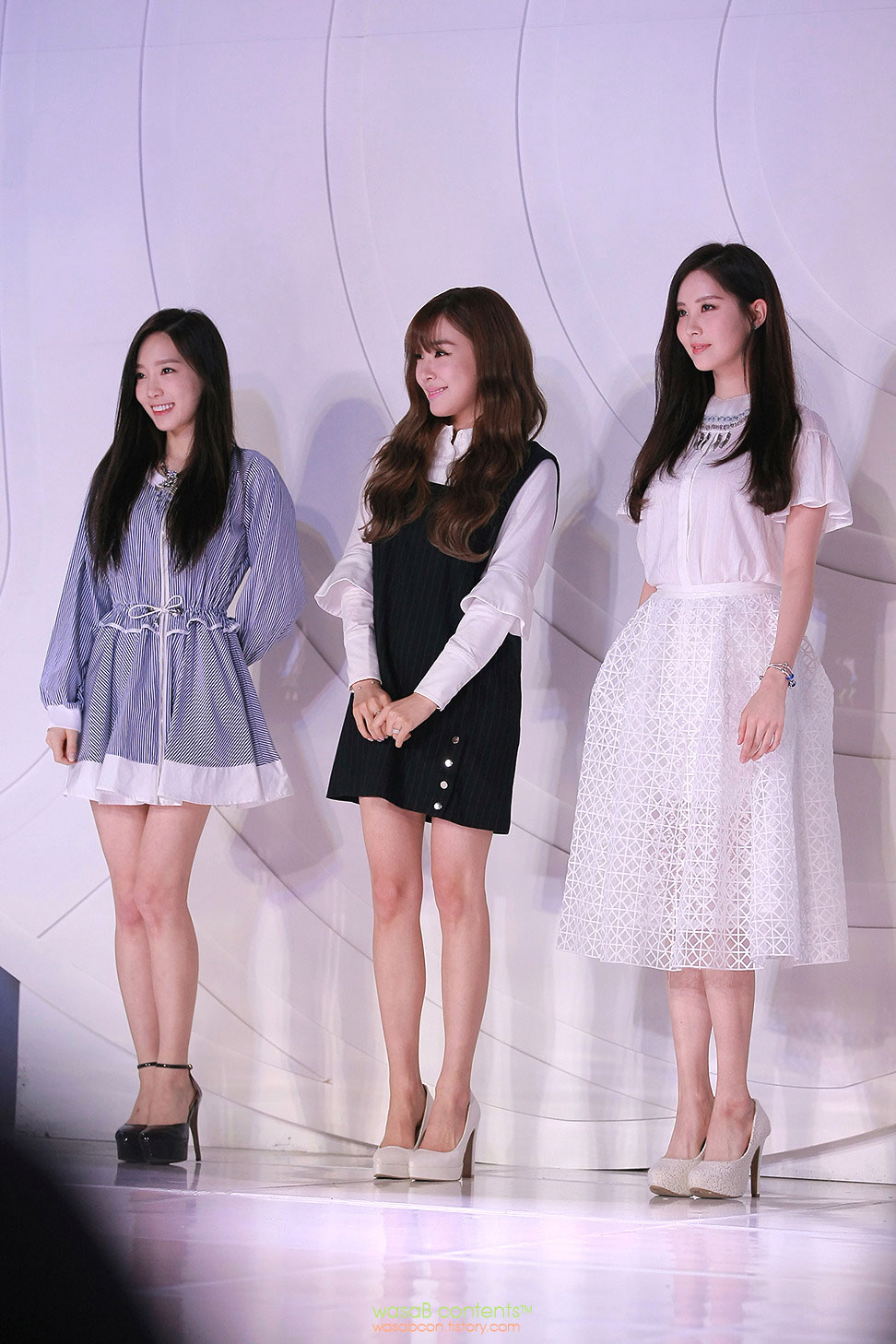 Girls Generation TTS Fashion KODE 2015