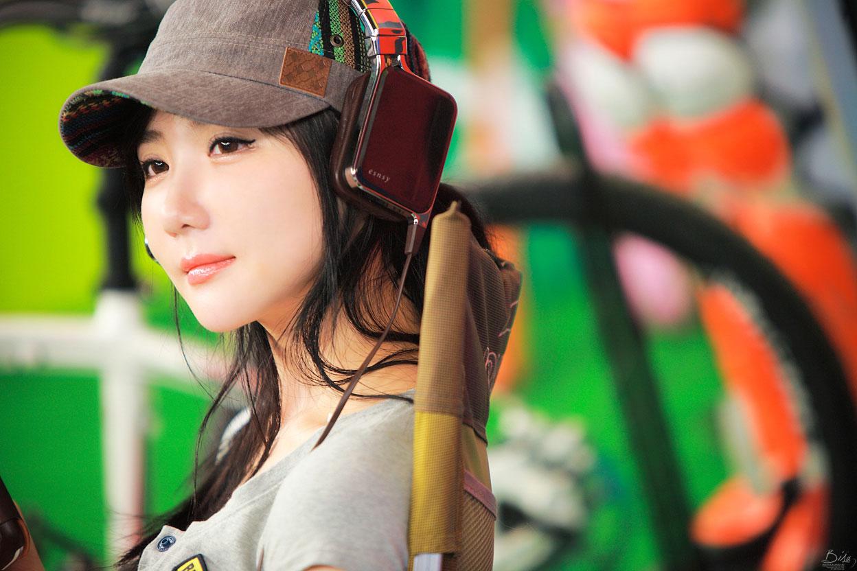 Yeon Da Bin KOBA Audio Lighting Show 2014