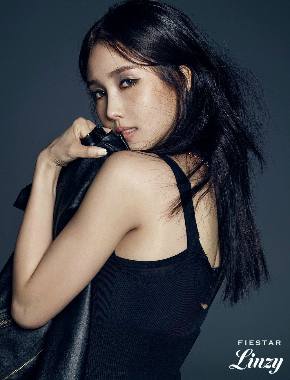 Fiestar Linzy Black Label mini album