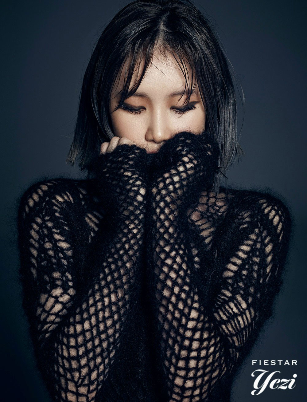 Fiestar Yezi Black Label mini album