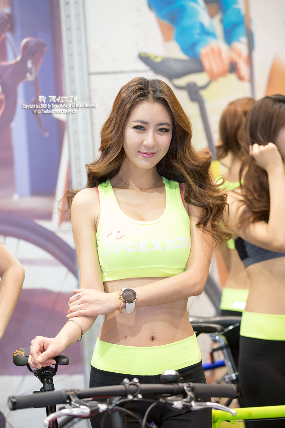 Jung Joo Mi Sports Leisure Show 2015