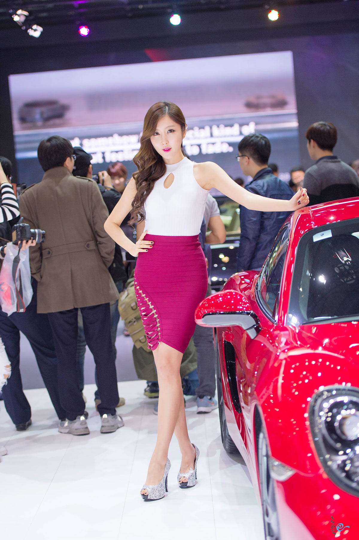 Choi Byul I Seoul Motor Show 2015 Porsche