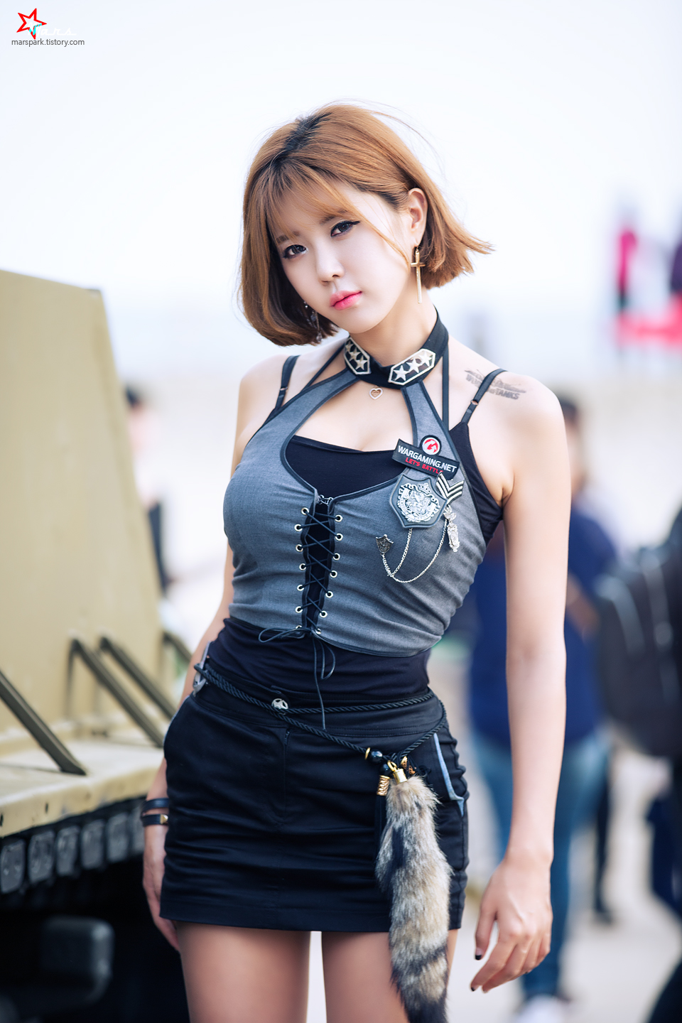 Heo Yun Mi World of Tanks BIFF