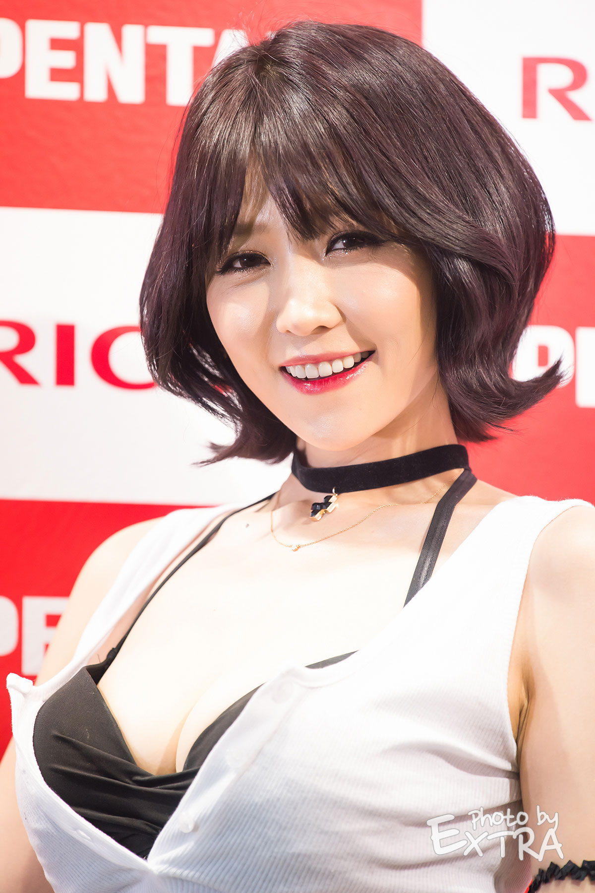 Lee Eun Hye Seoul Photo Imaging Show 2015 Pentax
