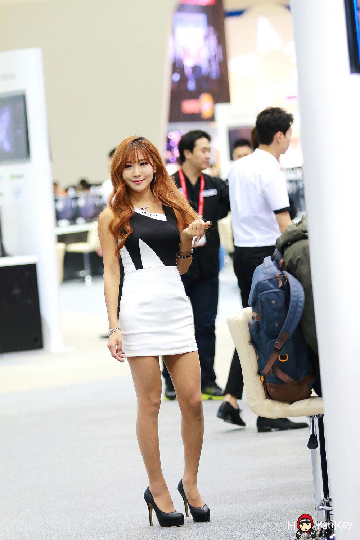 Yoon Chae Won G-STAR 2014 NCSOFT