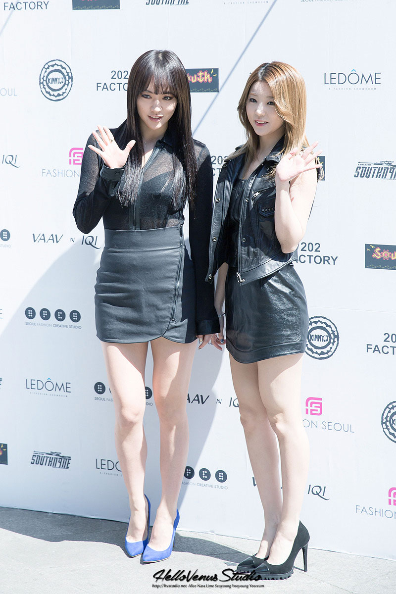 Hello Venus Seoul Fashion Week 2015 KimmyJ