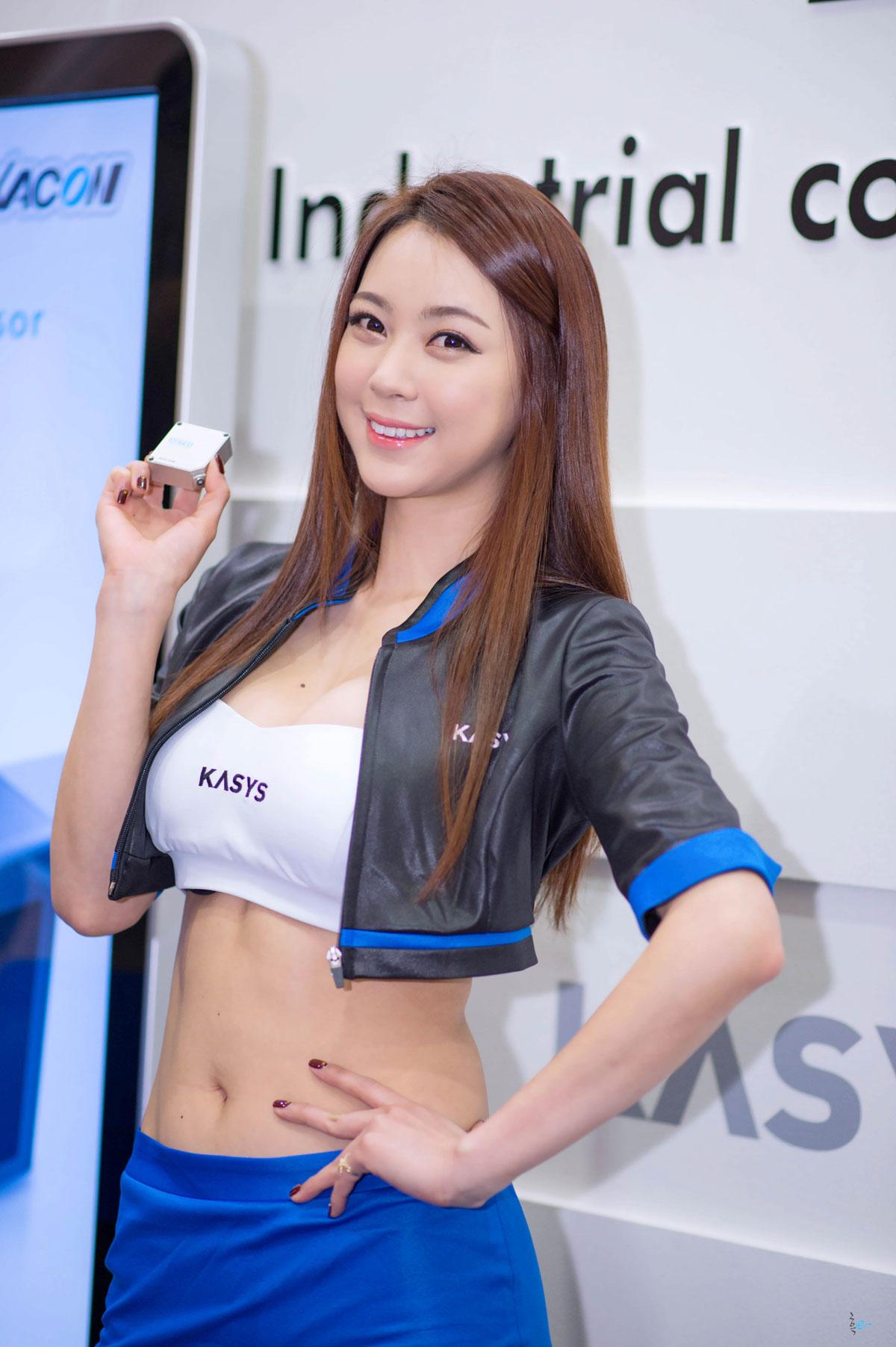 Ju Da Ha Automation World 2015 KASYS